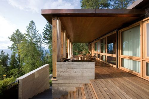 Inspiration D U00e9co Une Maison Rustique Et Moderne Casa Design