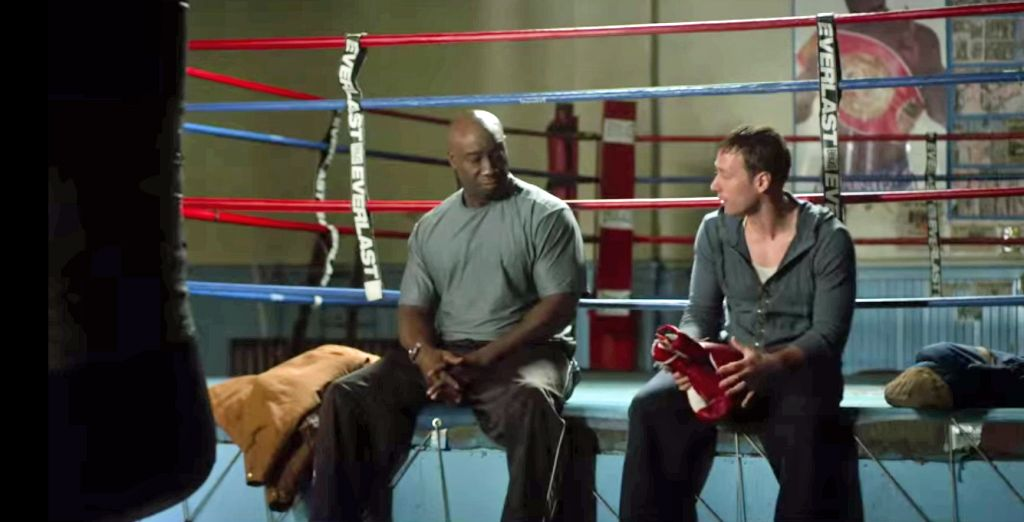 "Michael Clarke Duncan's Inspirational Last Film Duncan stars as a boxing trainer in ""The Challenger"" https://youtu.be/mdjBpDLBA3I"