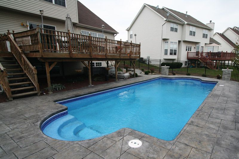 Fiberglass Pool Google Search Fiberglass Swimming