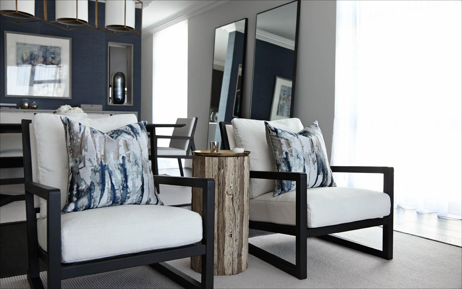 Boscolo High End Luxury Interior Designers In London Lounge