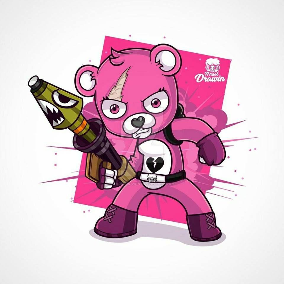 Fortnite Cuddle Team Leader Fortnite Video Game Art Art Game Art