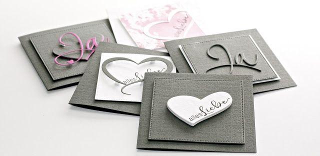 FlebbeArt Hochzeiten mit Stampin up