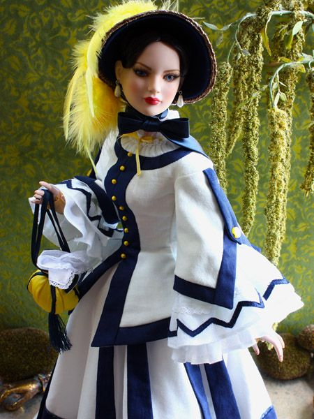 pictures ball jointed dolls | Madame Bovary American Model, $399.99 LE100