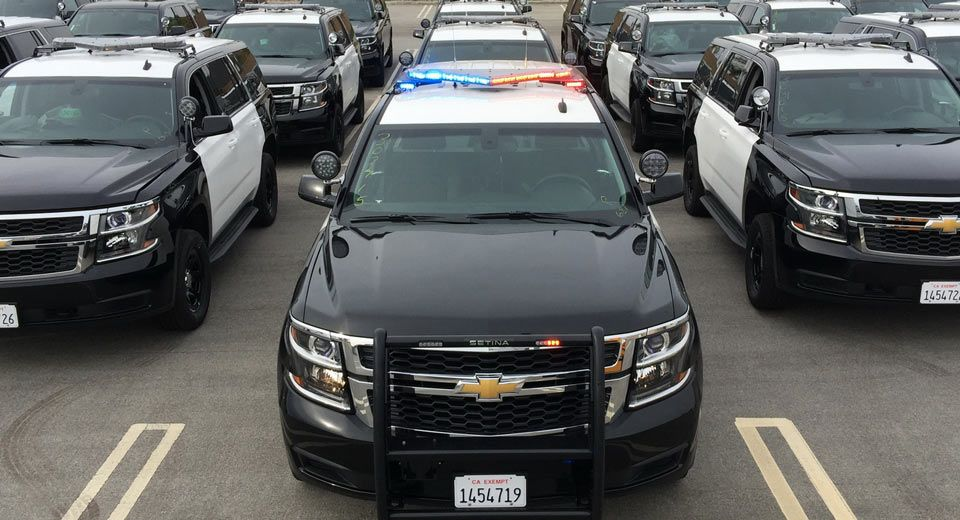 Gm Recalls Chevy Tahoe Pursuit Vehicles For Possible Fire Risk