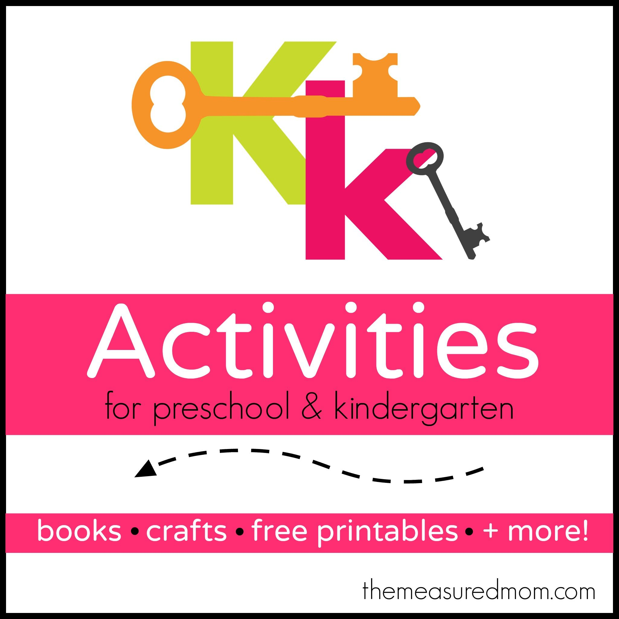 Rhymes For Letter K Free Printable Mini Book