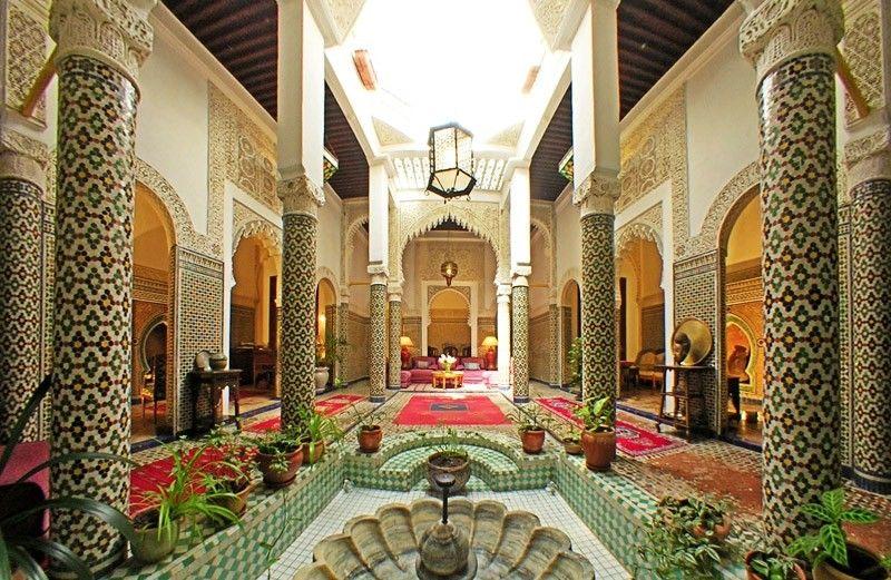 Hotel Rabat Morocco Wwwspaarabat Spa Selection