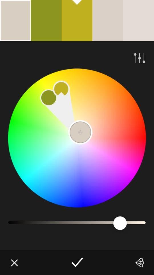 Colour Peice Signage 1: Colour Rule: Monochromatic Colours resemble warm  and active colours,