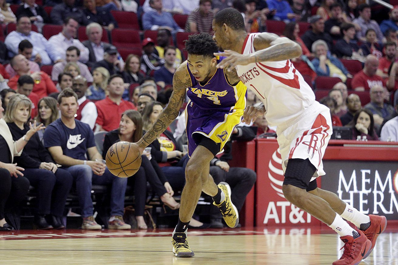 lakers vs. rockets: start time, tv schedule and game preview | los