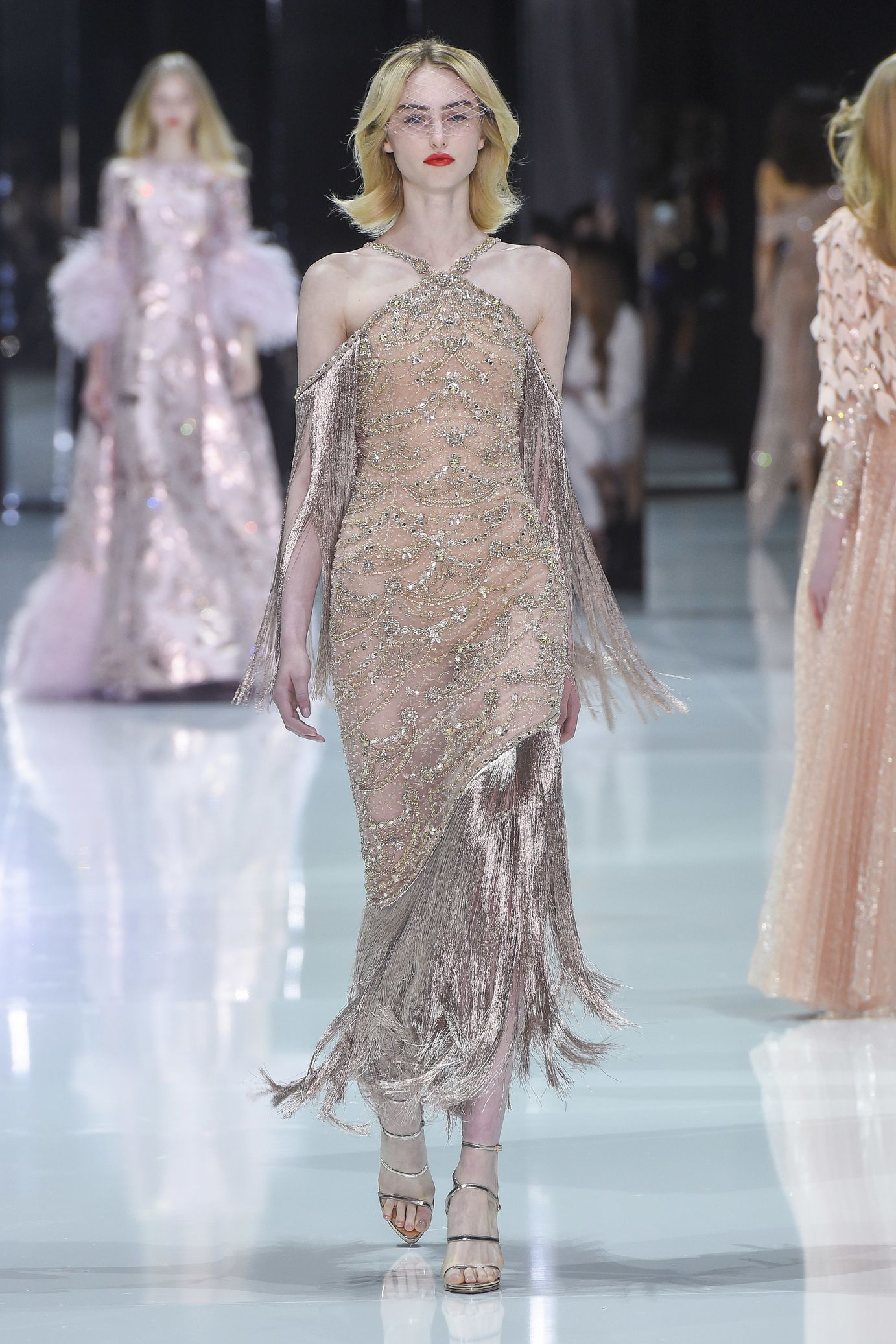Ralph & Russo:  haute couture spring/summer 2018