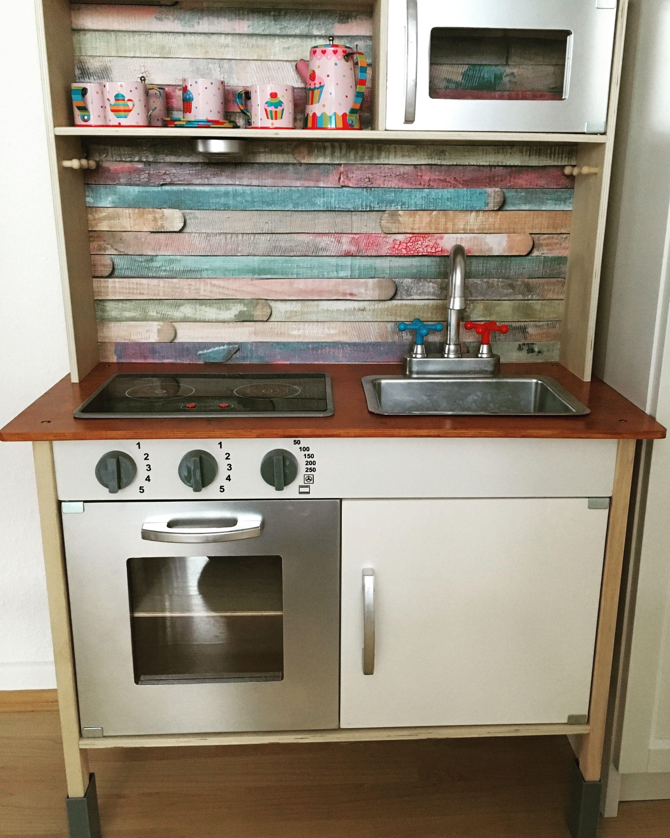 Ikea kinderküche pimpen  Aldi Kinderküche Spielküche pimp | Duktig | Pinterest ...
