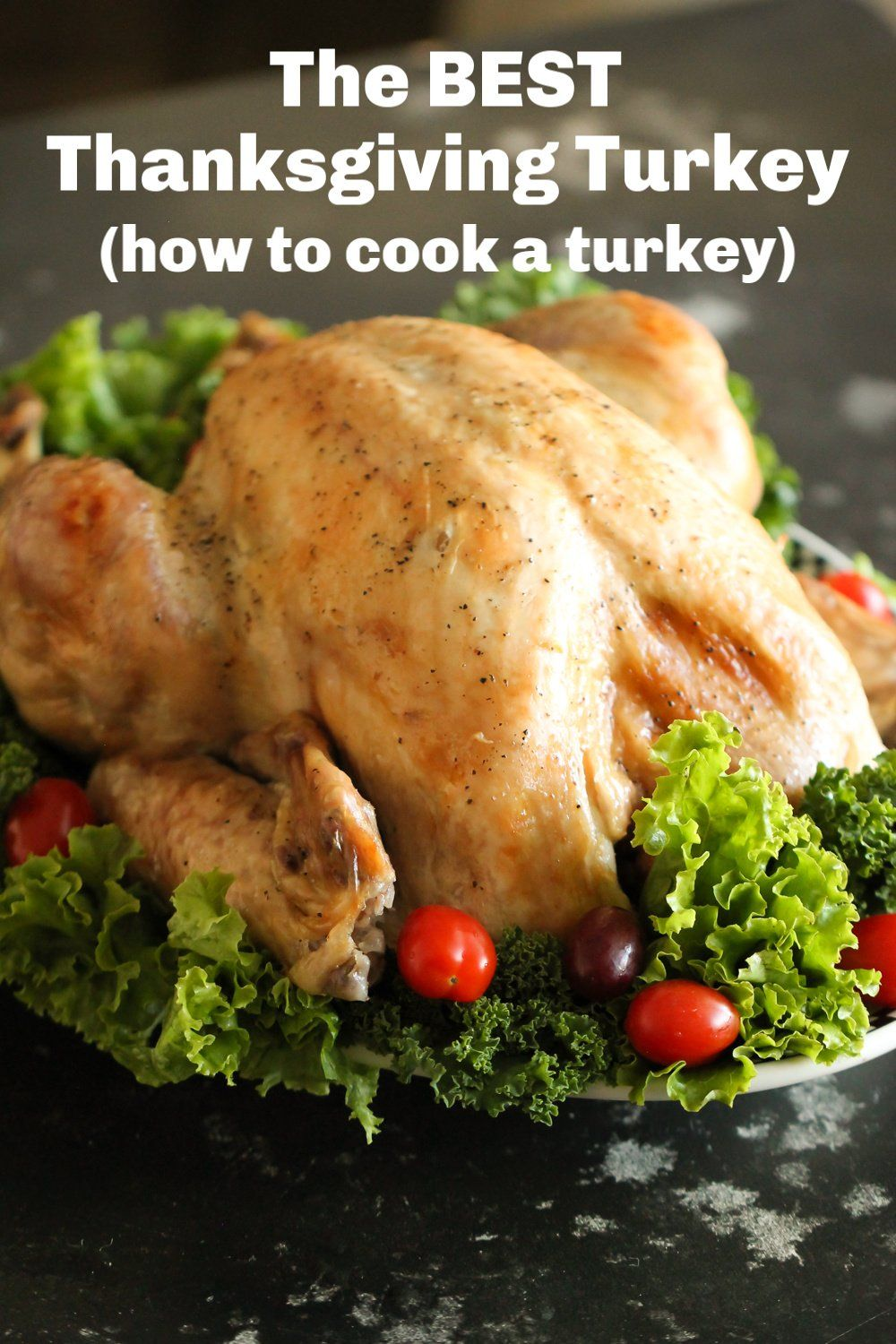 Photo of The BEST Thanksgiving Turkey (How To Cook A Turkey)