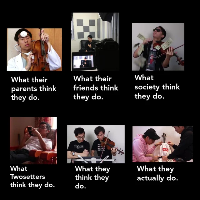 For all things TwoSet Violin. in 2020 Musician memes