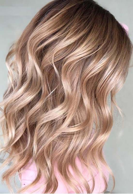 Awesome Hair Coloring Techniques Balayage
