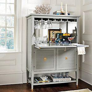 Luxury Bar Cabinet Living Room