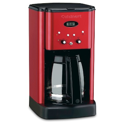 Cuisinart Brew Central 12 Cup Programmable Coffee Maker Metallic