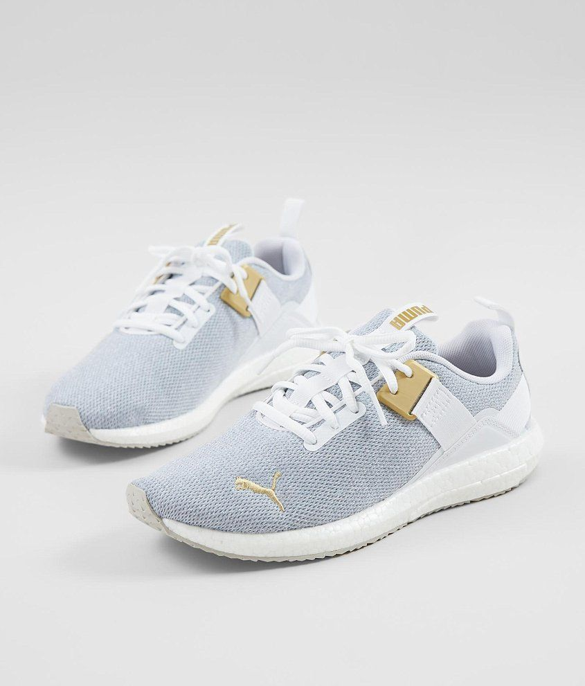 0670bb808e88 Puma Mega NRGY Street Shoe - Women s Shoes in White Team Gold ...