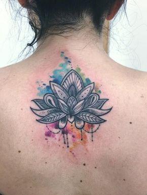 Mandalas Con Flor De Loto Significado Y Disenos Para Descargar Mandalas Tatuajes De Flor En El Hombro Tatuajes De Moda Tatuaje Rosa Hombro