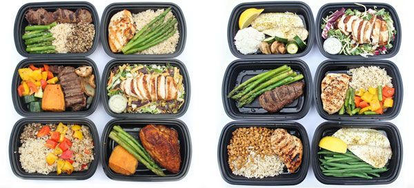Meal delivery mississauga fit cravings canada