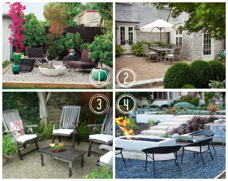 How to Lay a Pea Gravel Patio | Pea gravel patio, Gravel ...