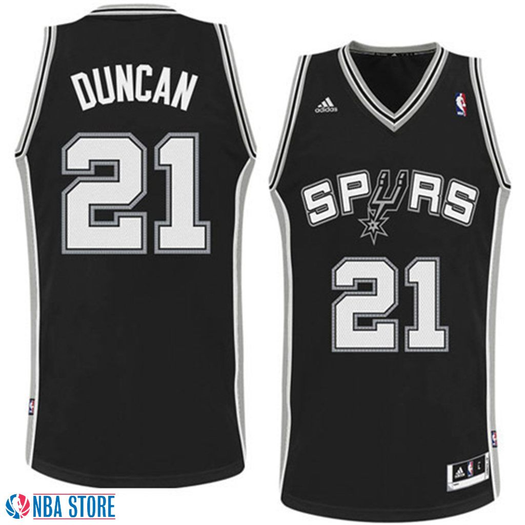 a6d366ca2 ... clearance tim duncan san antonio spurs 21 revolution 30 swingman black  jersey 457f2 9a917