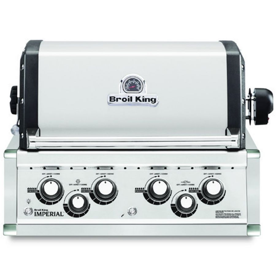 Broil King Imperial 490 Built In Gas Grill Review Gas Grill Reviews Gas Grill Grilling
