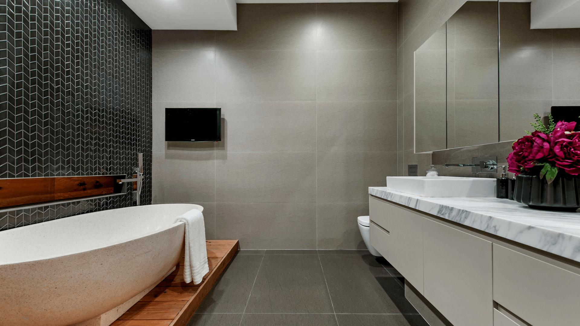Wunderbar Glam Schöne Badezimmer Moderne Kleine Badezimmer Design #Badezimmer