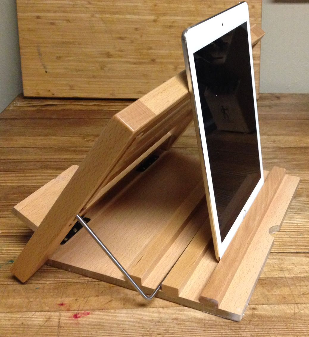 Another Use For Art Alternatives Napa Table Easel Book