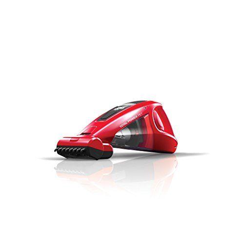 Hand Vacuum Cleaner Total Power Pet 15.6 Volt Bagless Cordless Handheld Vacuum