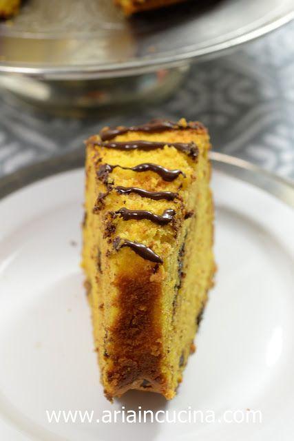Blog di cucina di Aria: Chiffon Cake alla Zucca di Halloween ...