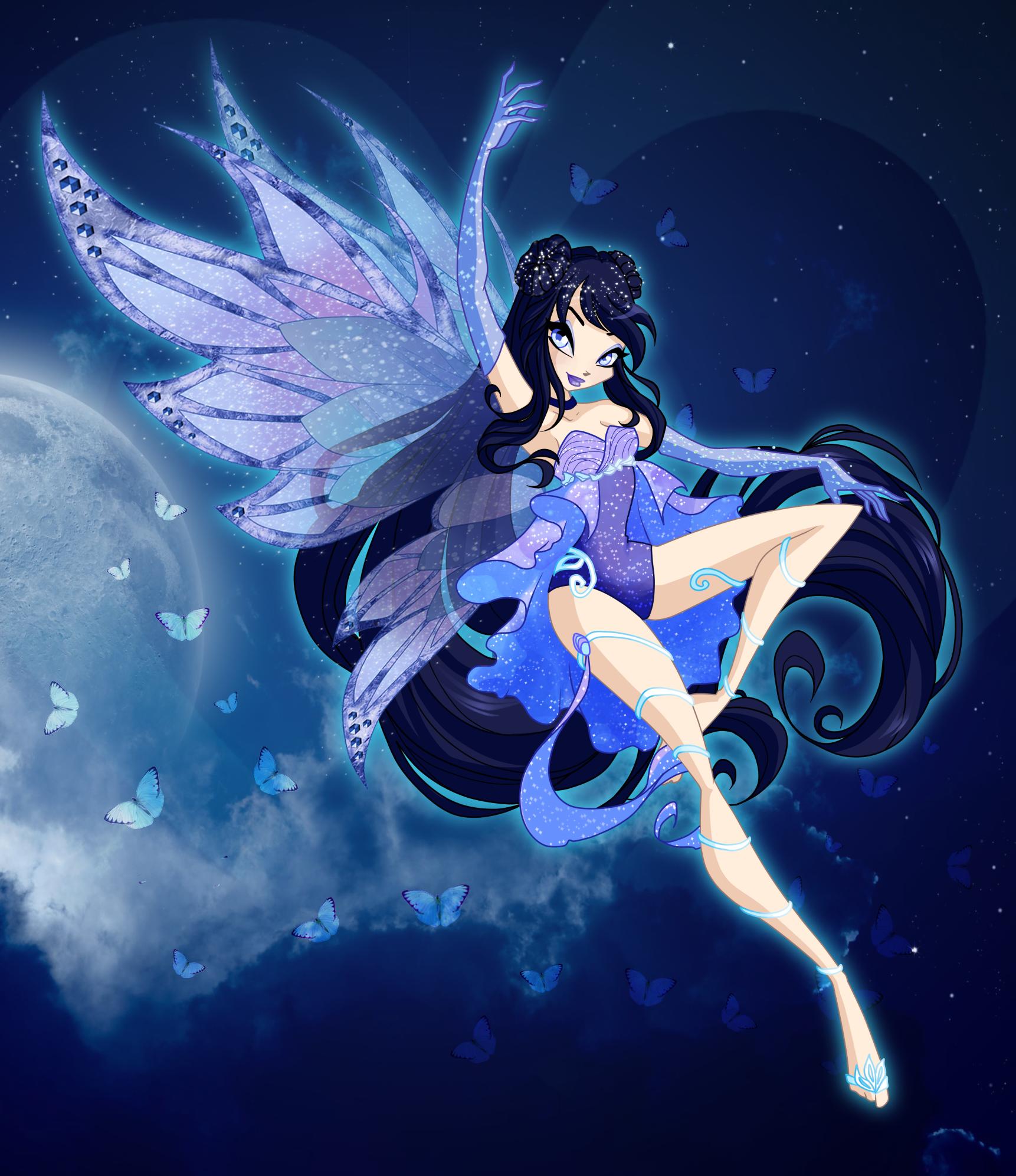 Pin by len🌻 on winx Anime furry, Club design, Anime oc