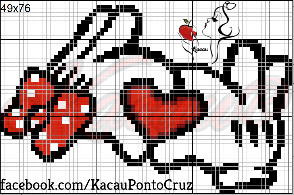 Pin de Bianca Gastal en ponto cruz   Pinterest   Punto de cruz ...