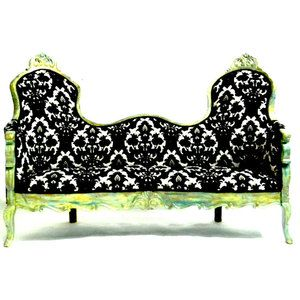 I'm speechless!   From Shawna Robinson's Happy Chair collection.