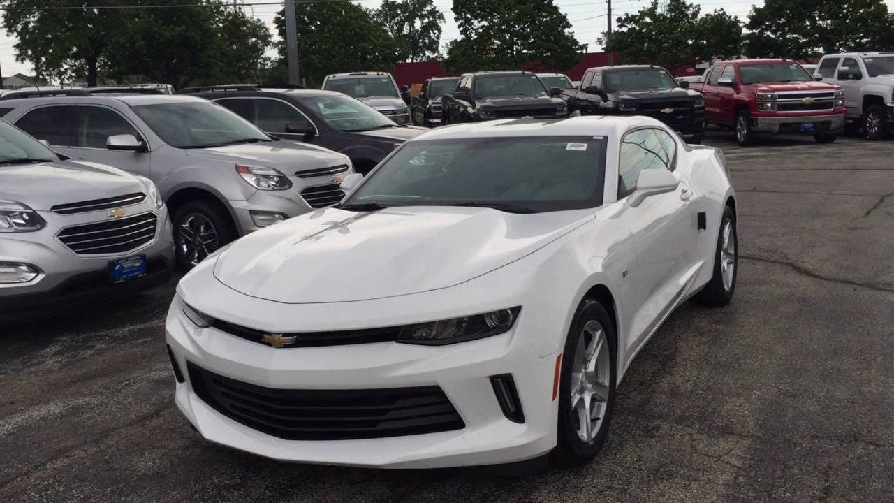 2016 Chevy Camaro For Sale At Bill Stasek Chevrolet In Wheeling