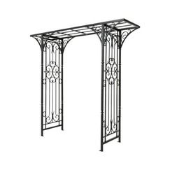 Smith & Hawken® Premium Quality Camden Court Steel Arch Quick Information