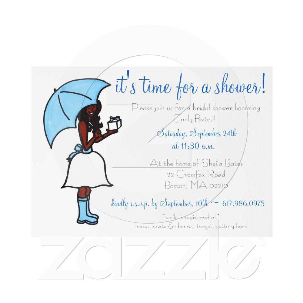 Bridal Shower Invitation   Bridal Shower Invites   Pinterest ...