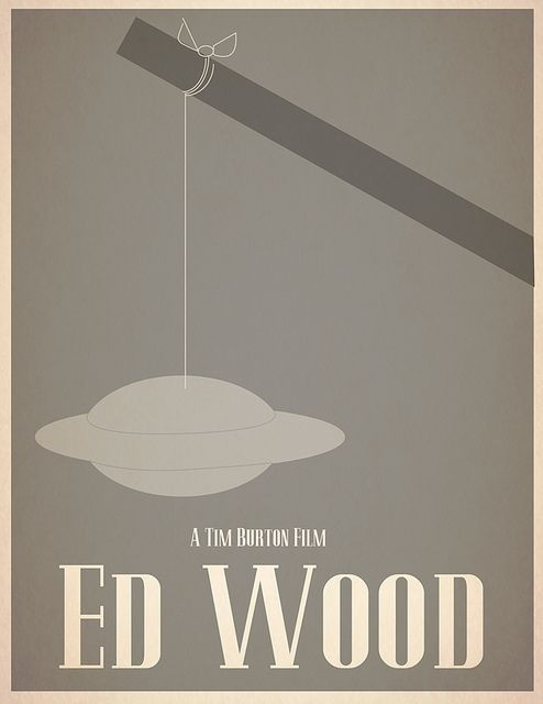 Ed Wood by Steve Womack  thedancewedo's and theworkoffiction's request