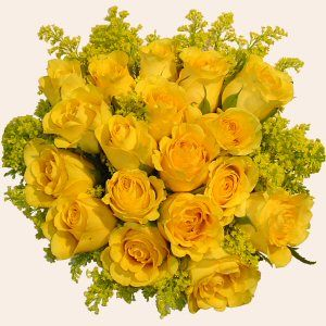 Hy Birthday Mom Im Sending You Your Yellow Roses Luv And Miss Rose Bouquetyellow Flowerspolish