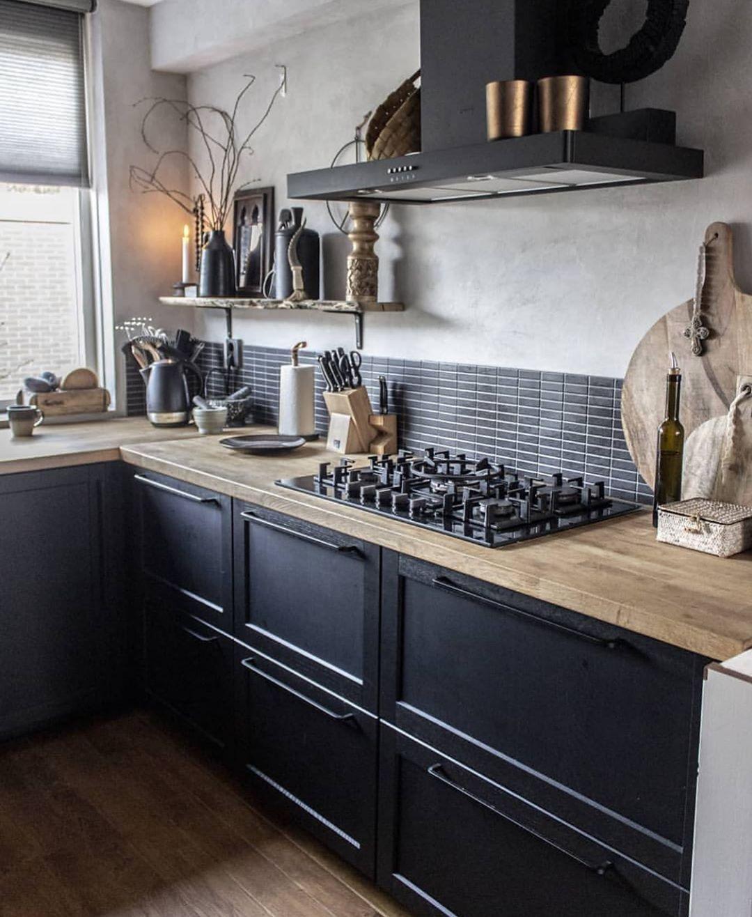 20x Kleine Keuken Inrichten Tips In 2020 Keuken Inspiratie