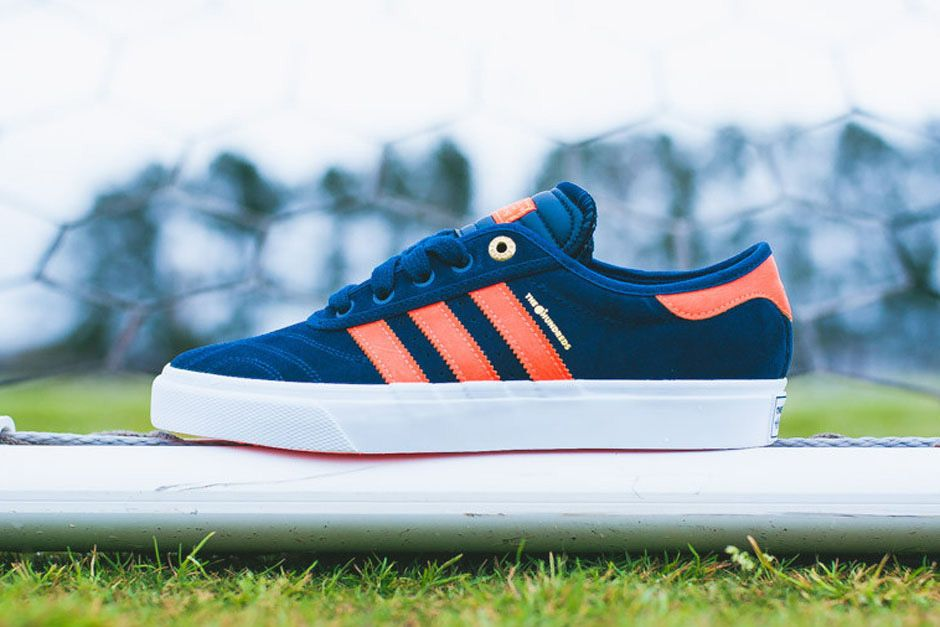 The Hundreds X Adidas Skateboarding Adiease Crush Adidas