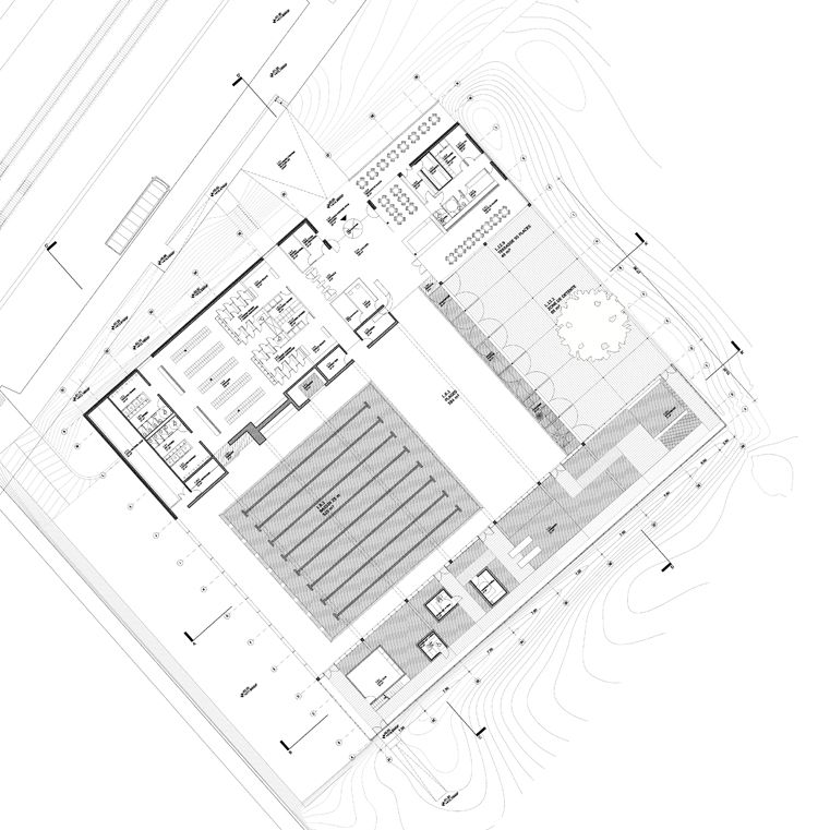 gld rizzotti nageotte gendre architecture piscine plan 1 750 denenecek projeler pinterest. Black Bedroom Furniture Sets. Home Design Ideas