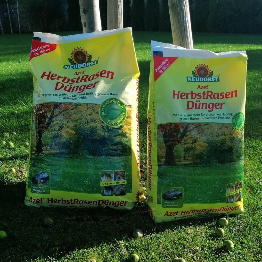 Werbung Wir Haben Nun Schon Langsam Alle Sachen Aus Unserem Garten In Den Keller Geraumt Jetzt Muss Nur Noch Der Rasen Gedu Gartenpflege Rasen Dungen Garten