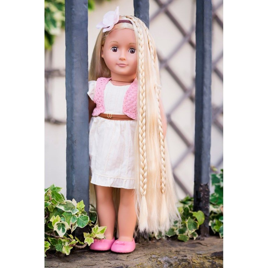 Our Generation Hair Play Doll Phoebe Image 0 Our