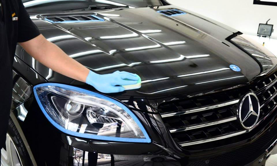 Everything you need to know about ceramic car coating