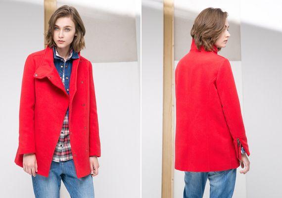Őszi kabátmustra a legszebb színekben  bd00adcf3f