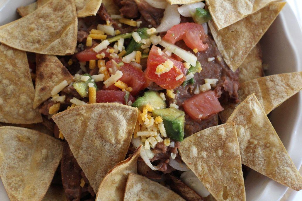 Nacho Salad Supreme, an Easy Healthy Vegan Recipe to love!