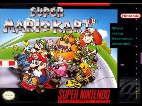 Full Super Mario Kart Soundtrack   Video Game Music   Super