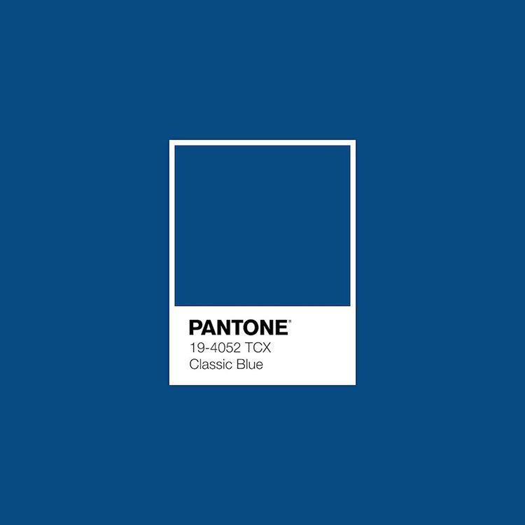 Il Colore Pantone 2020 è Classic Blue: Idee per Arredi e Abbinamenti