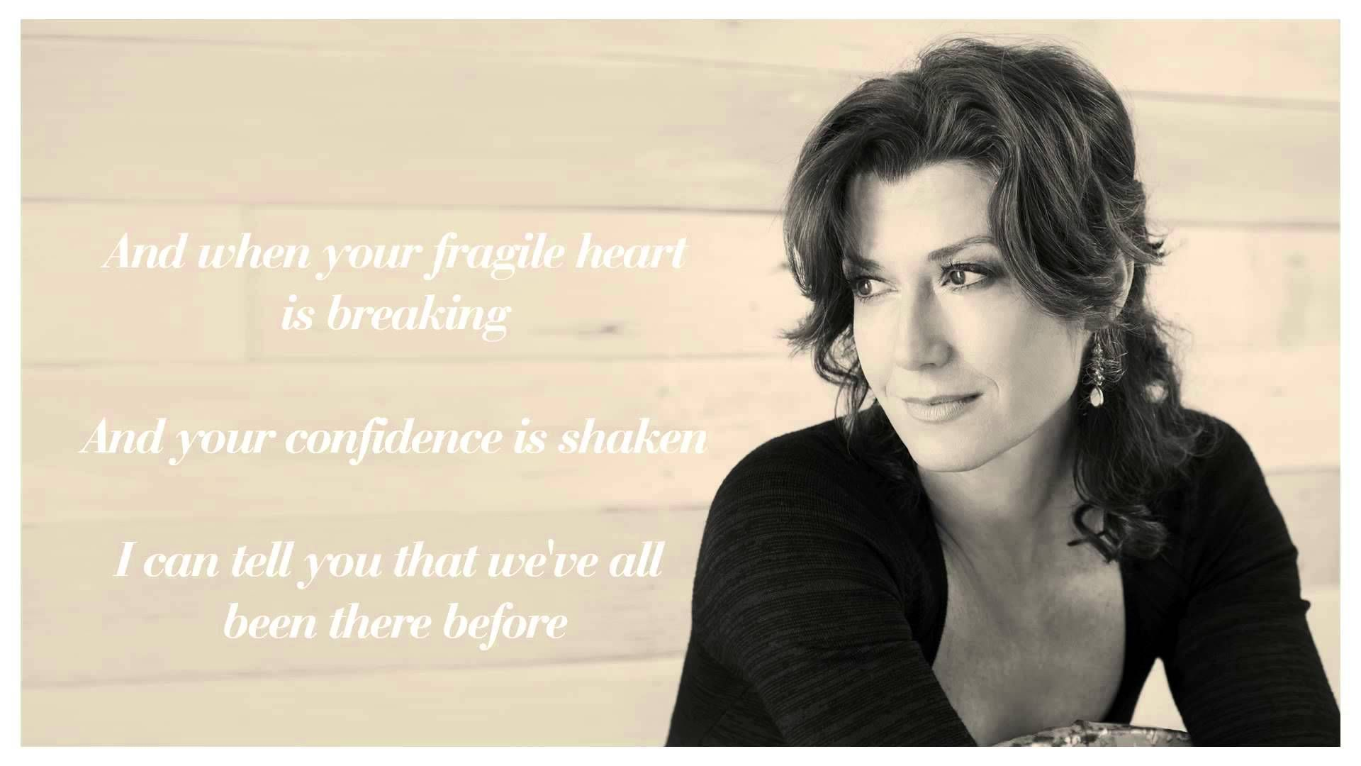 Amy Grant Not Giving Up Lyric Amy Grant Songs