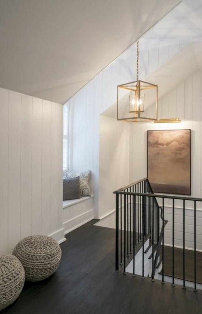 50 bilder und ideen f r treppenaufgang gestalten gestaltung von treppen pinterest treppe. Black Bedroom Furniture Sets. Home Design Ideas