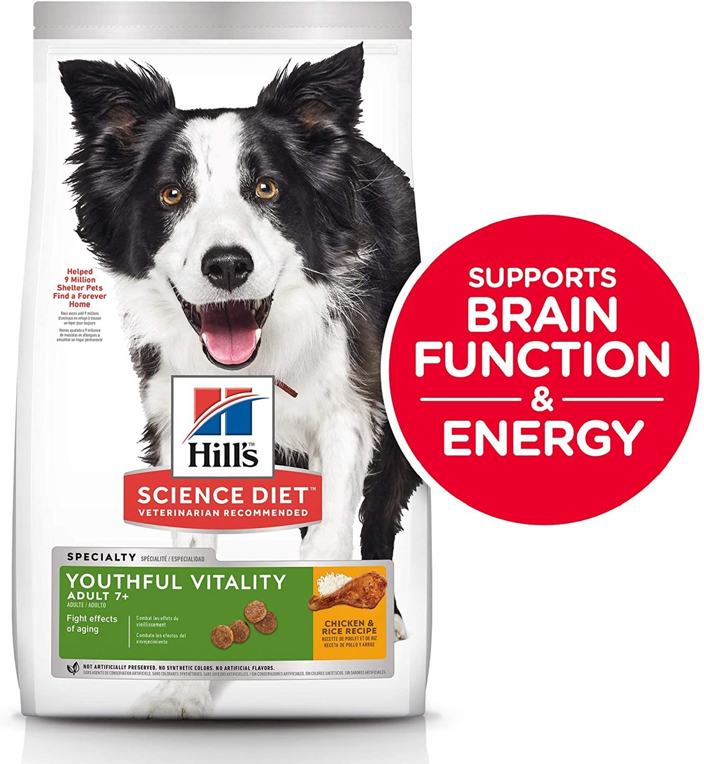 Hills Science Diet Dry Dog Foodadult For Senior Dogsyouthful